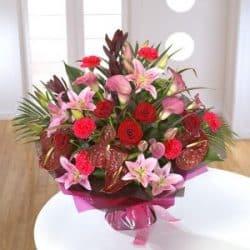 Ultimate love bouquet