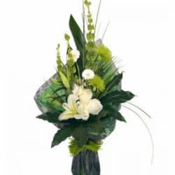 White Contemporary bouquet